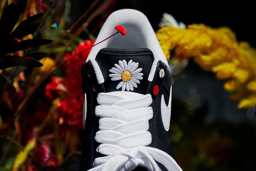 Nike Air Force 1 x G-Dragon Para-noise