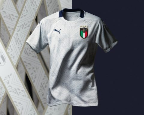 PUMA Football - Away Kit Italie 2020