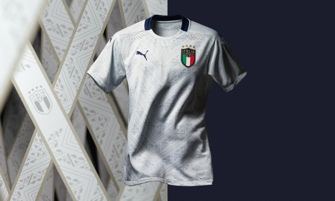 PUMA Football - Away Kit Italie 2020