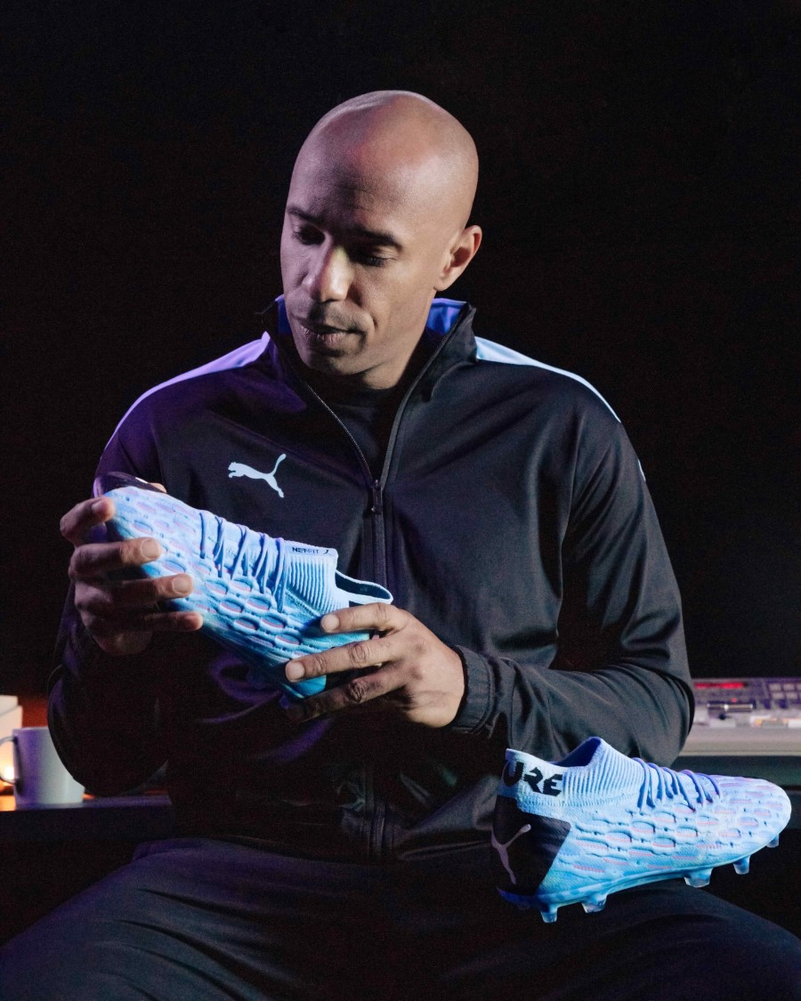 PUMA Future Flash - Thierry Henry