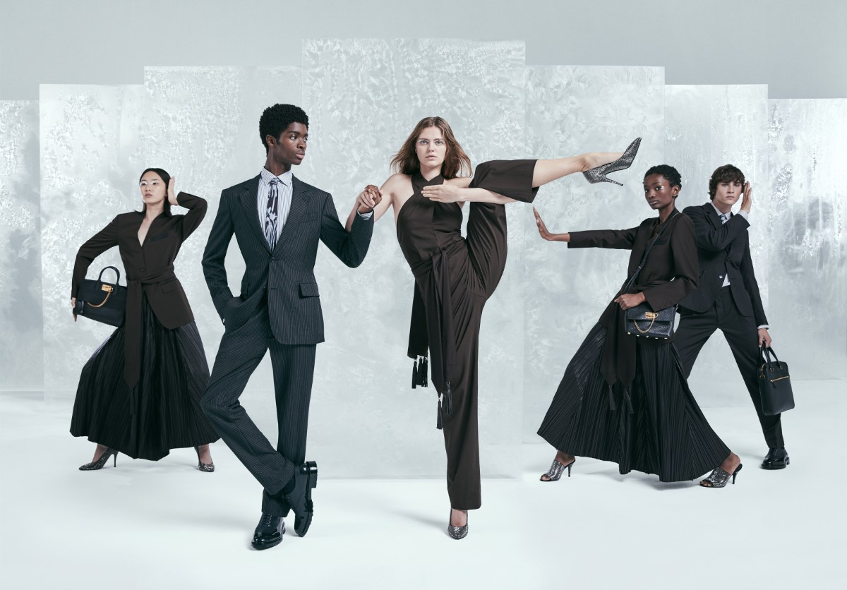 Salvatore Ferragamo Campagne Holiday 2019