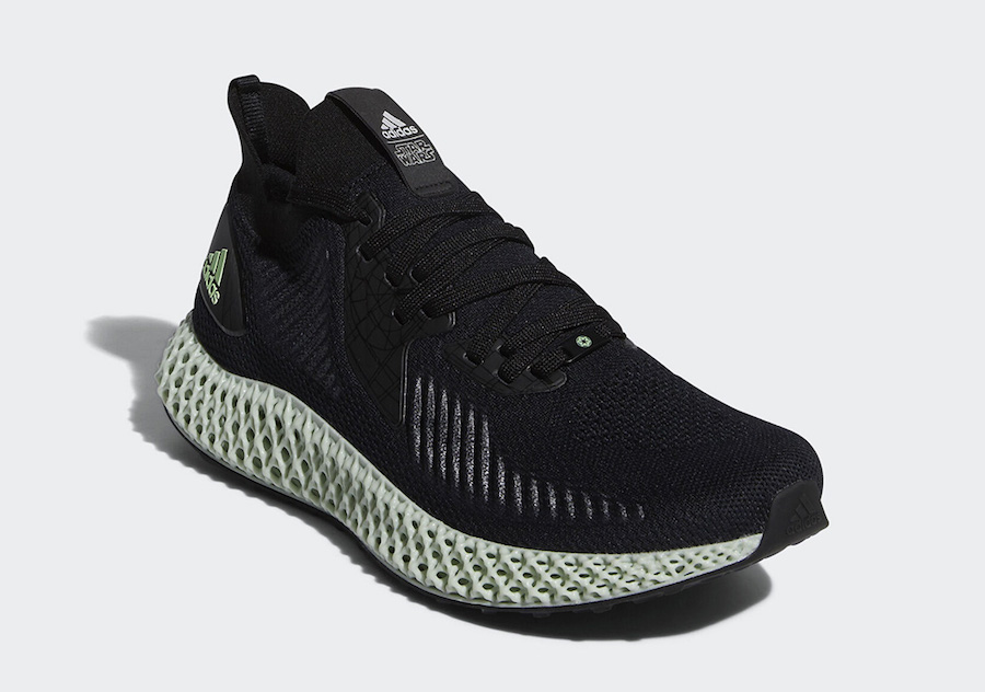 Star Wars x adidas Alphaedge 4D Death Star