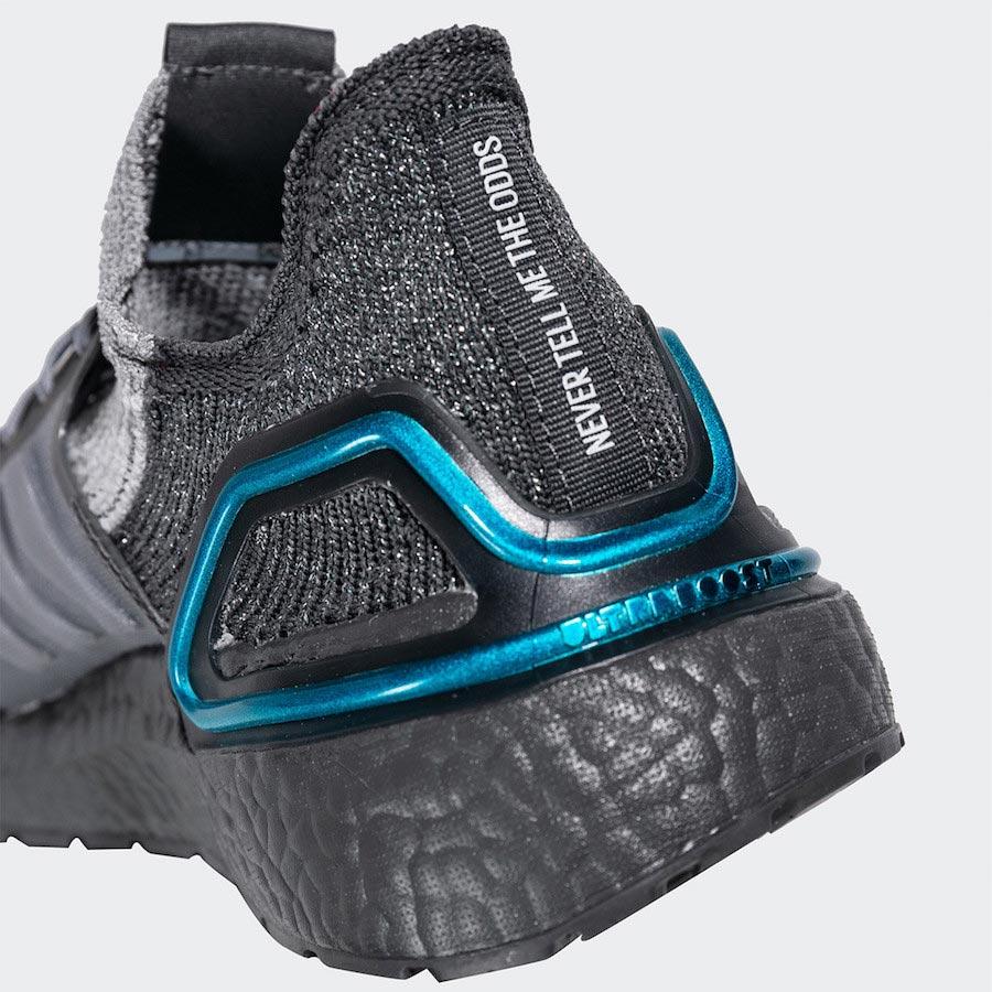 Star Wars x adidas UltraBoost 2019 Millennium Falcon