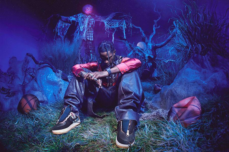 Travis Scott x Nike Air Force 1 Low Cactus Jack