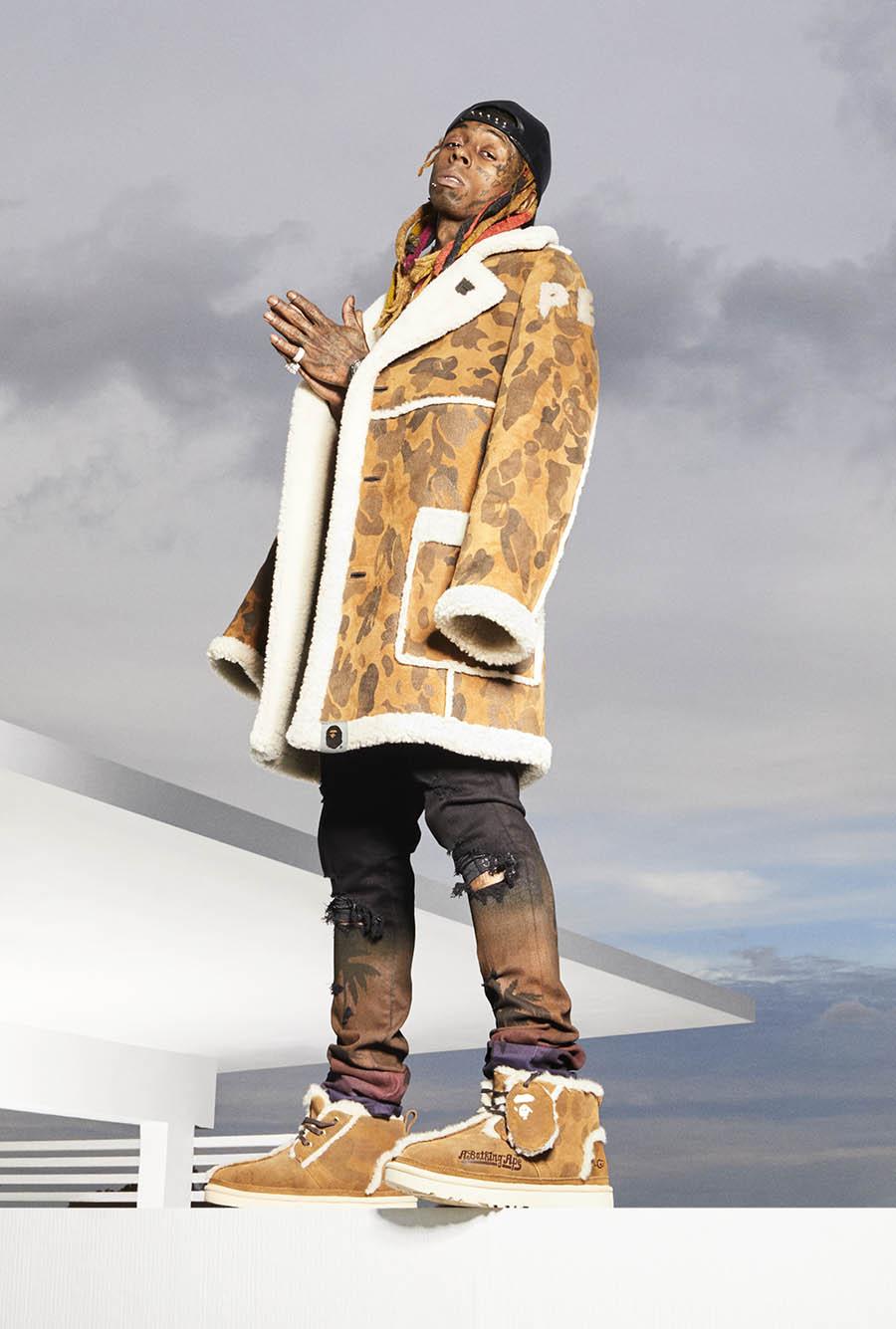 UGG x BAPE - Lil Wayne