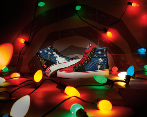 VANS - L'étrange Noël de Monsieur Jack