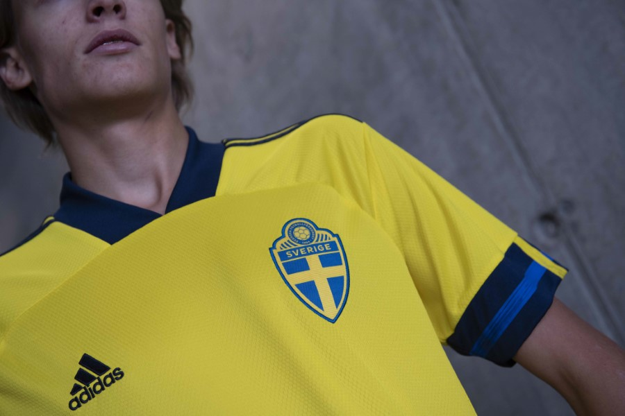 adidas - UEFA EURO2020 - SVFF Fédération suédoise de football