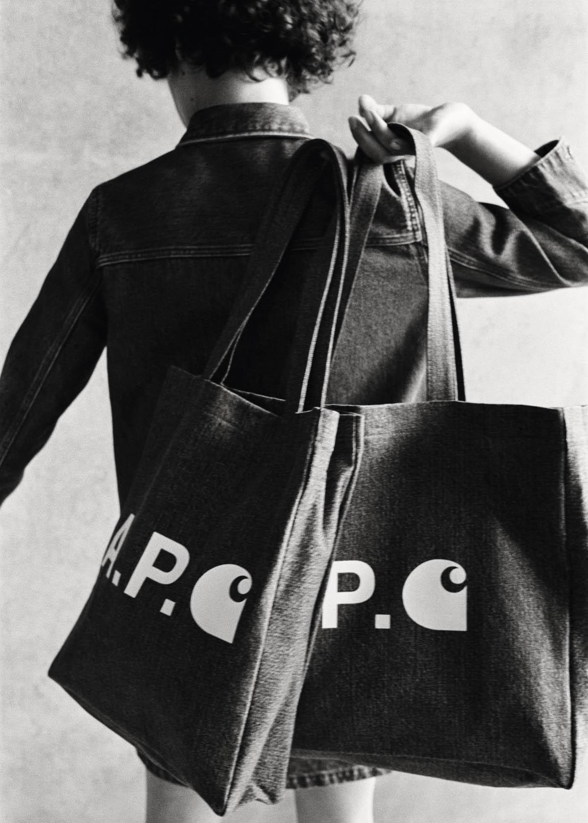 A.P.C & Carhartt WIP