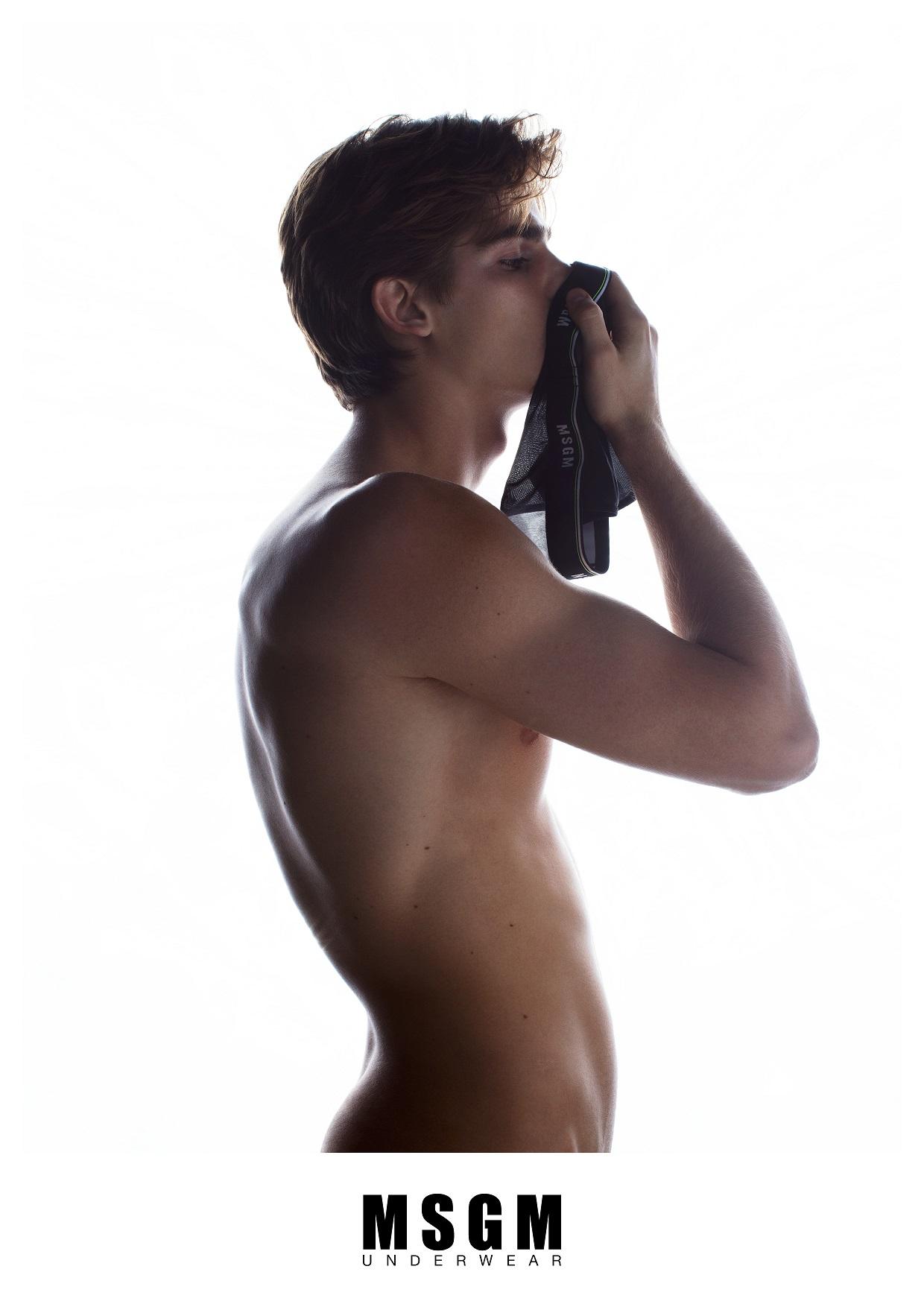 MSGM Underwear - Leonardo Tano
