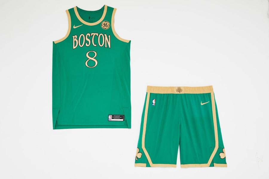 NBA Nike City Edition - Boston Celtics