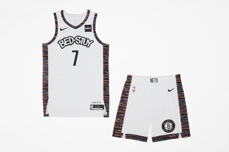 NBA Nike City Edition - Brooklyn Nets