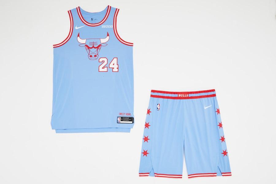 NBA Nike City Edition - Chicago Bulls