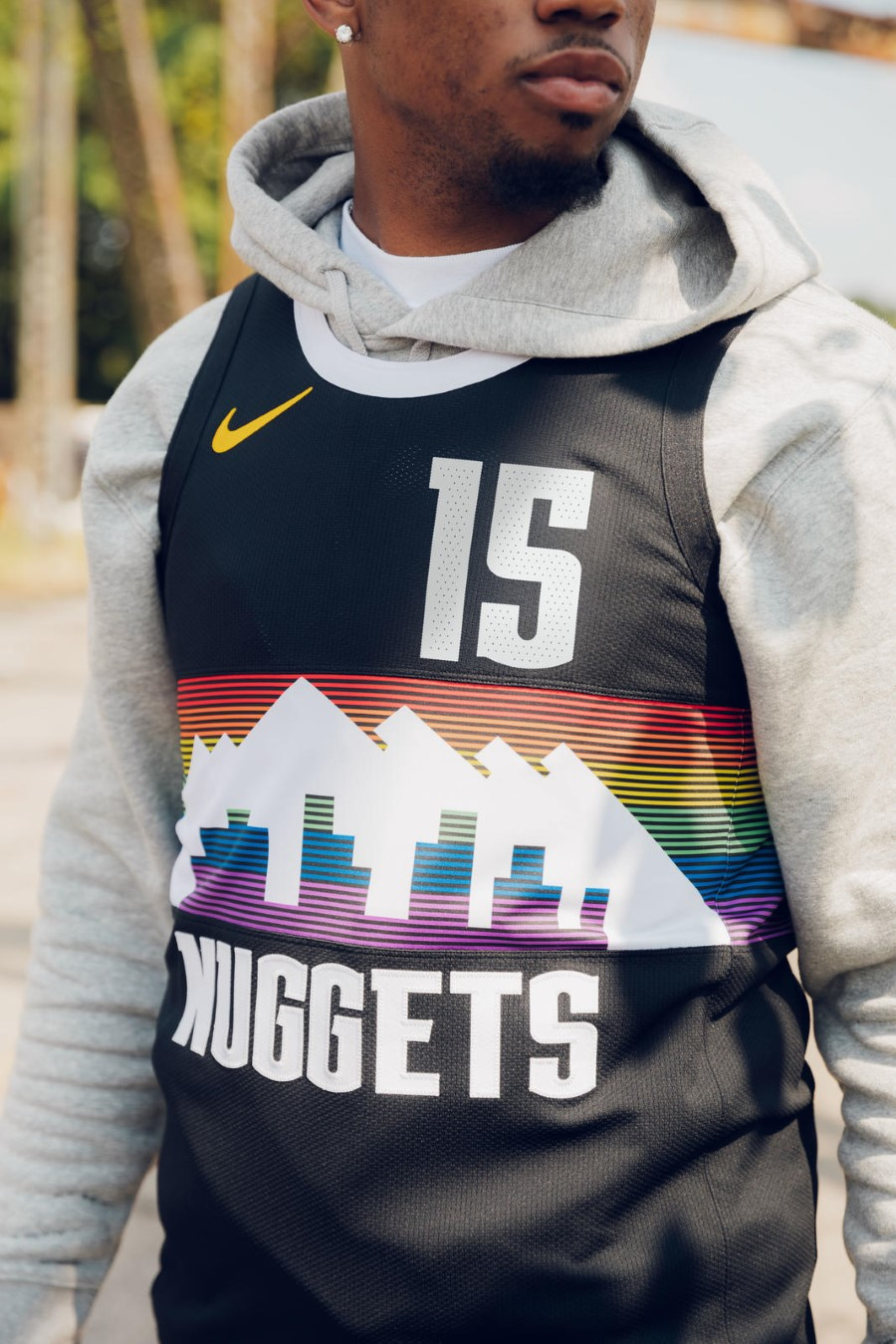 NBA Nike City Edition - Denver Nuggets