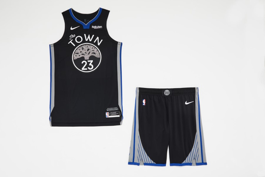 NBA Nike City Edition - Golden State Warriors