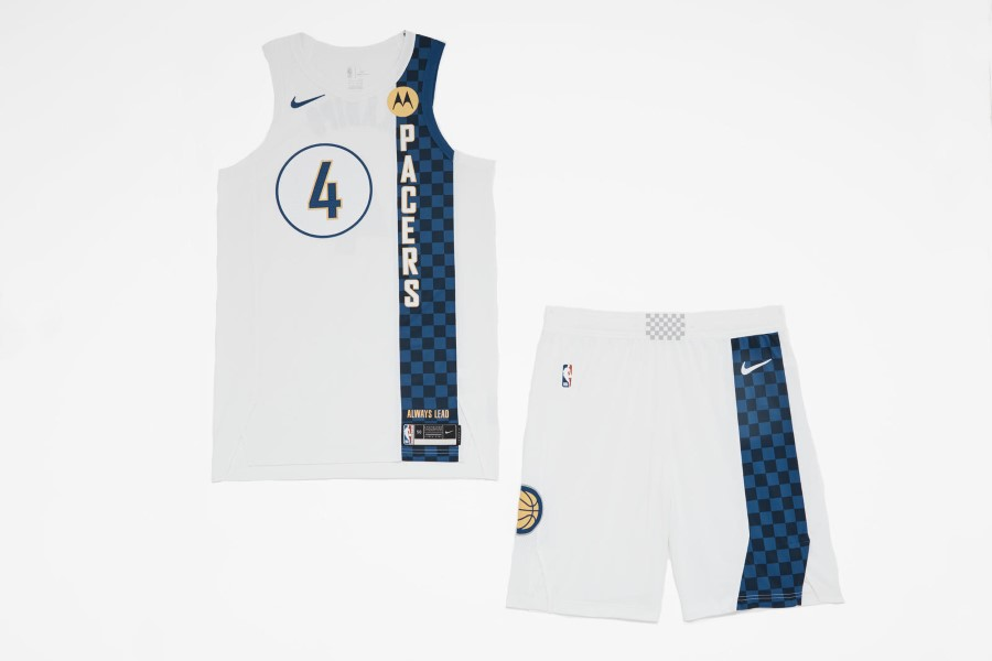 NBA Nike City Edition - Indiana Pacers