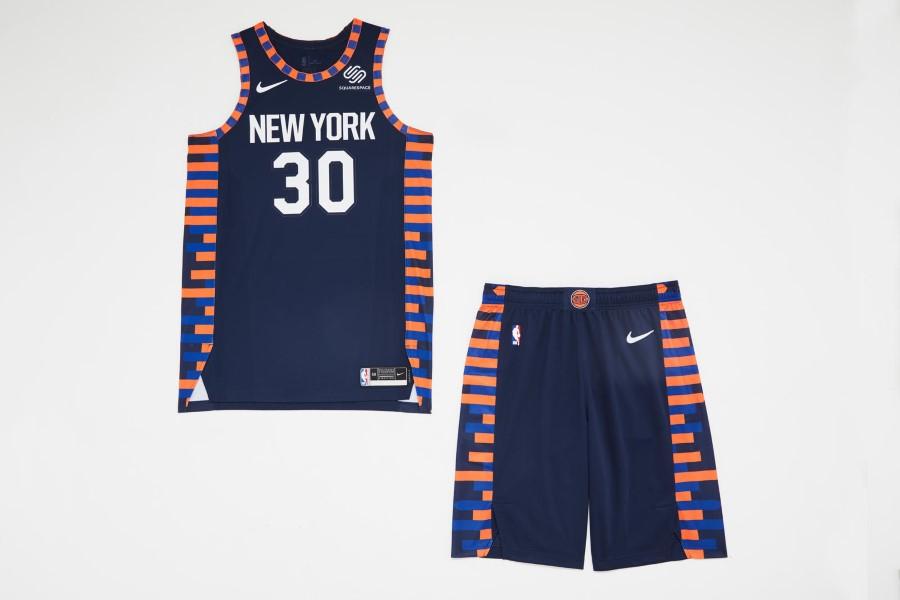 NBA Nike City Edition - New York Knicks