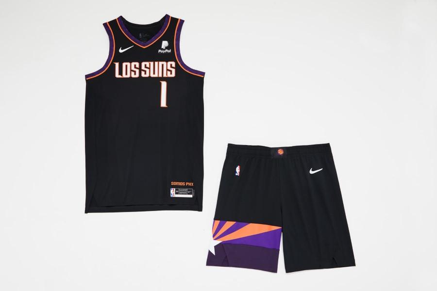 NBA Nike City Edition - Phoenix Suns