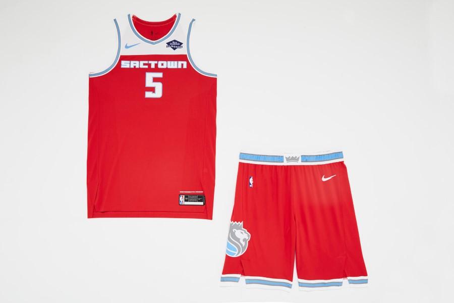 NBA Nike City Edition - Sacramento Kings