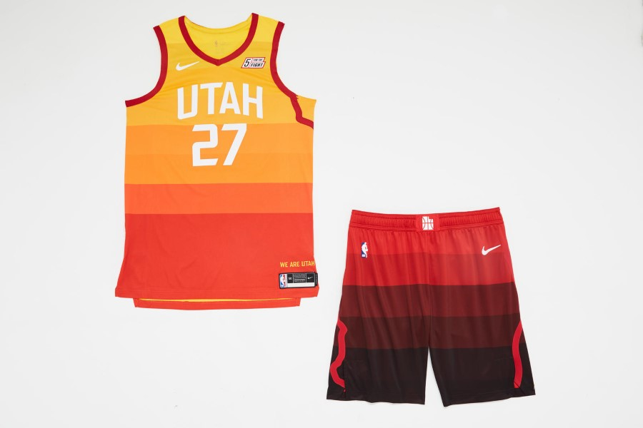 NBA Nike City Edition - Utah Jazz
