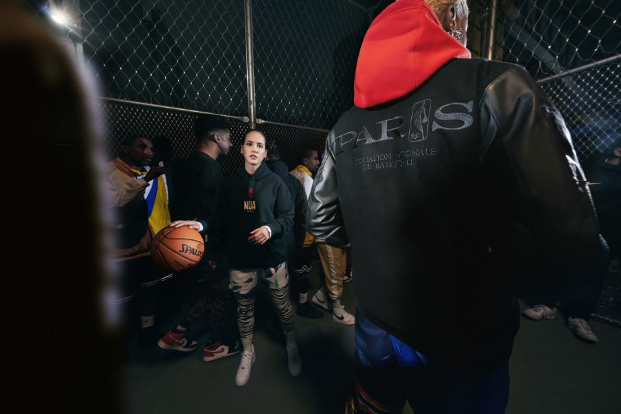 Nike Basketball - NBA Paris Collection