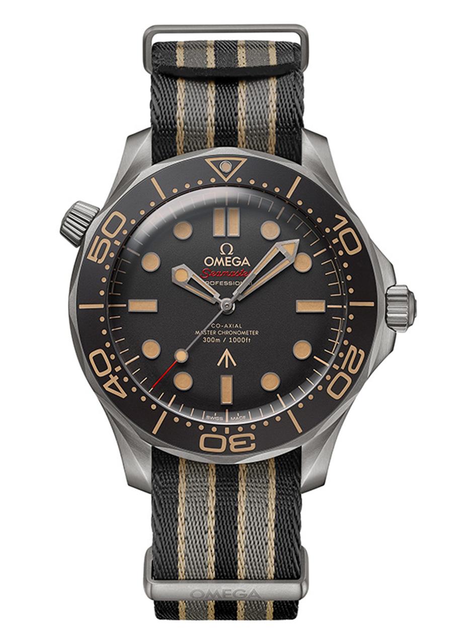 OMEGA Seamaster Diver 300M Édition 007