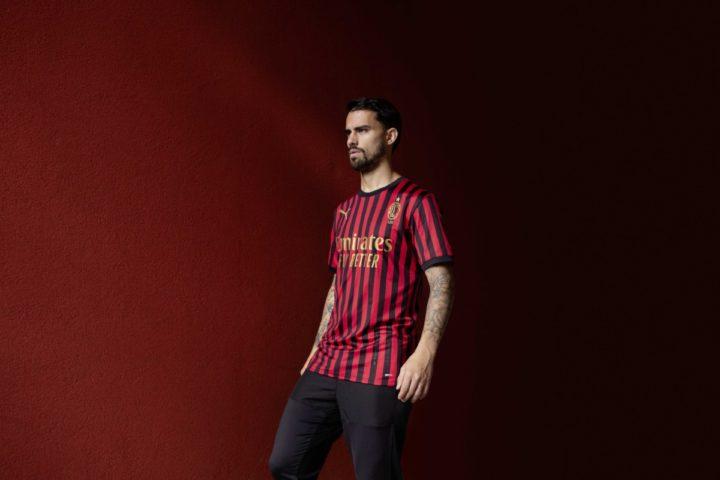 PUMA - 120è anniversaire du Milan AC