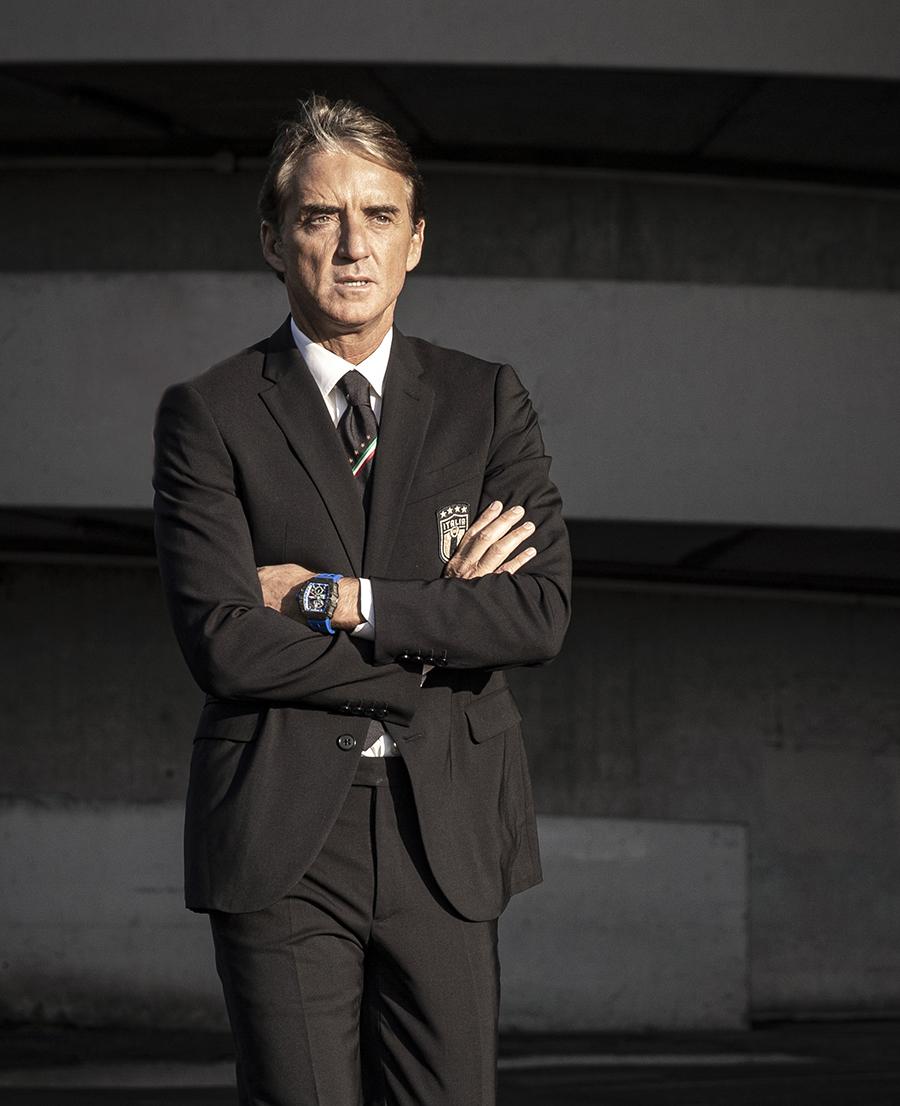 Richard Mille RM 11-04 Roberto Mancini
