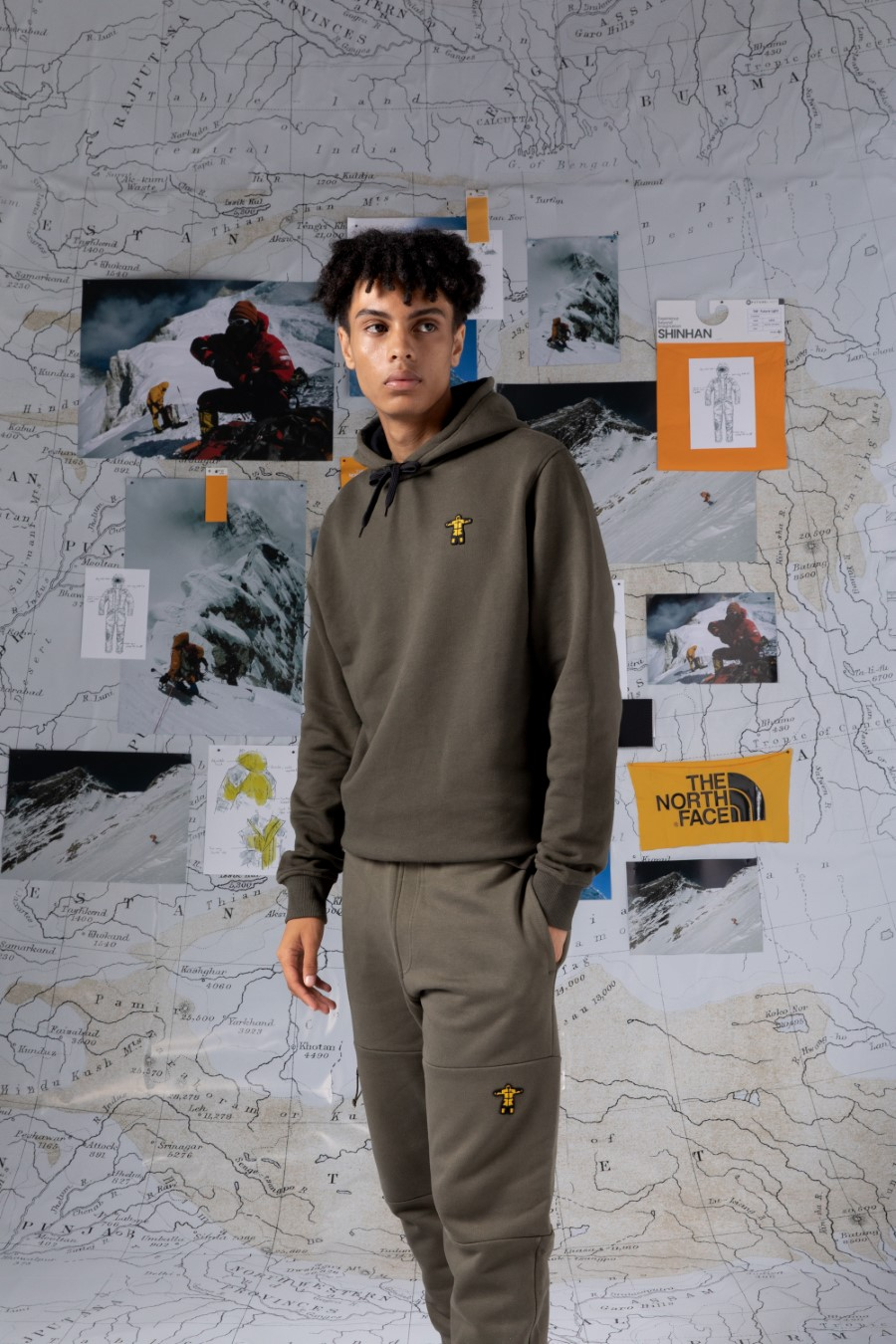 The North Face - Collection capsule ICON PACK
