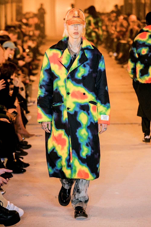 Études - Automne-Hiver 2020-2021 - Paris Fashion Week