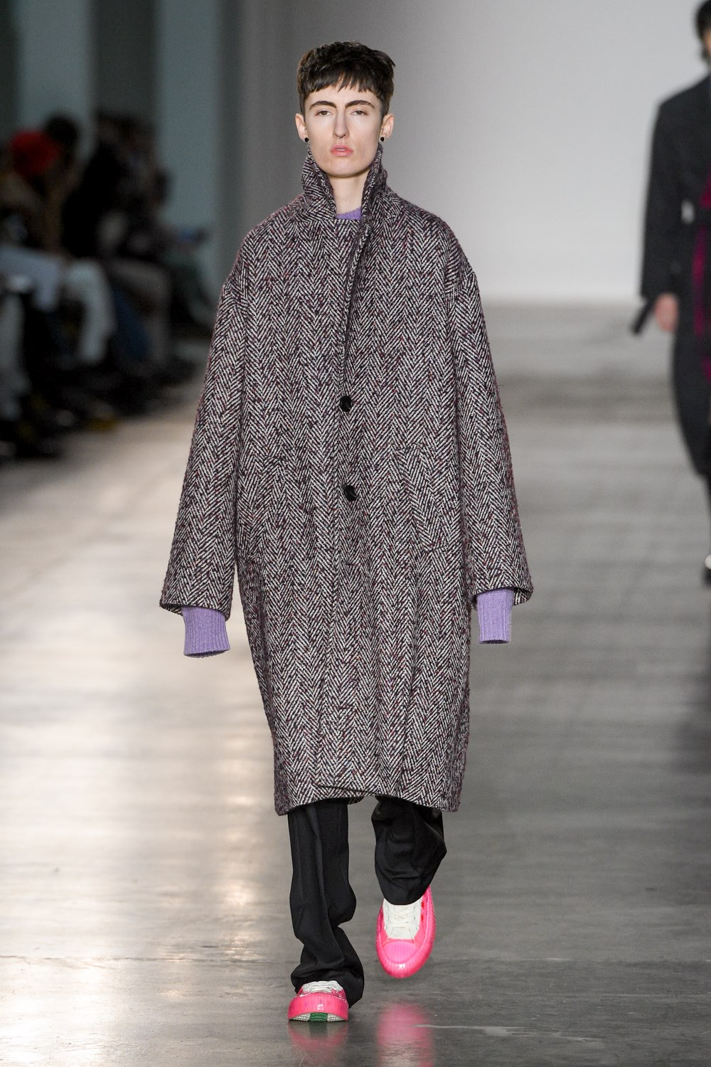 8ON8 - Automne/Hiver 2020 - London Fashion Week Men's