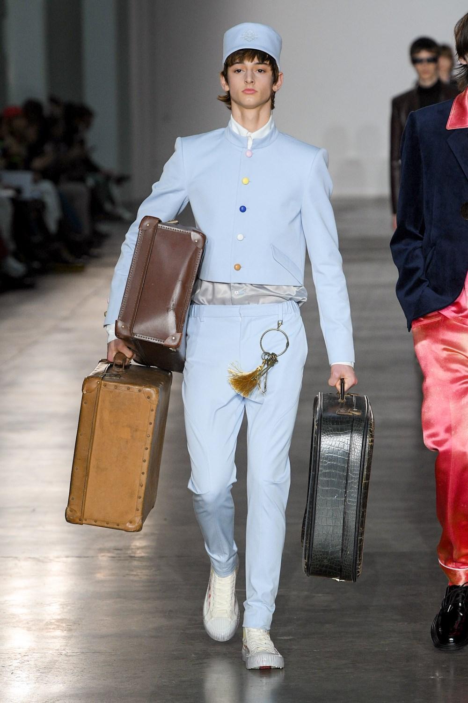 8ON8 Fall Winter 2020 London Fashion Week Men's 2