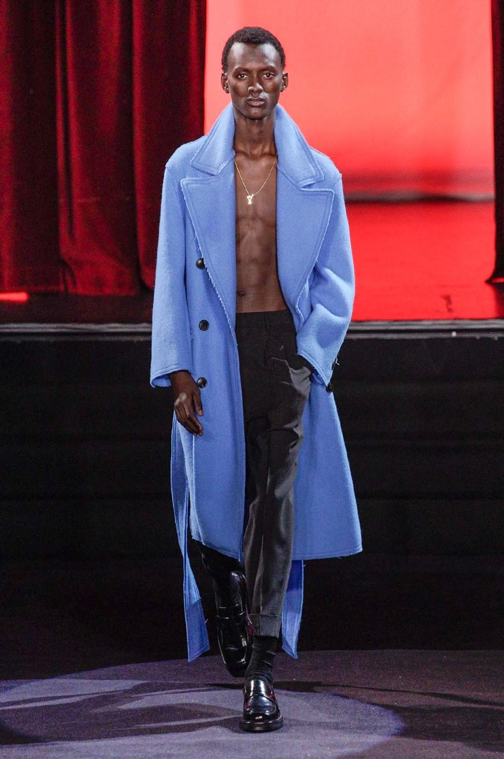 AMI Alexandre Mattiussi - Automne-Hiver 2020-2021 - Paris Fashion Week