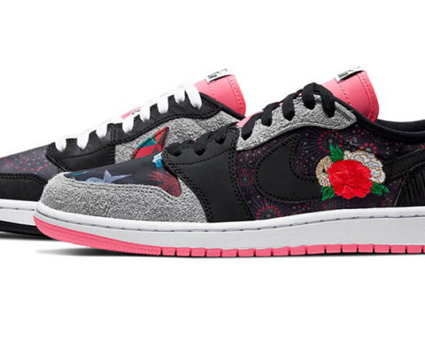Air Jordan 1 Low Chinese New Year 2020