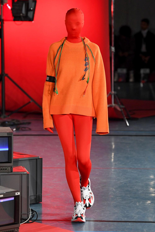 Angus Chiang - Automne-Hiver 2020-2021 - Paris Fashion Week