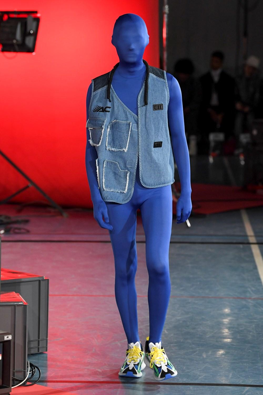 Angus Chiang Automne Hiver 2020 2021 Paris Fashion Week 40