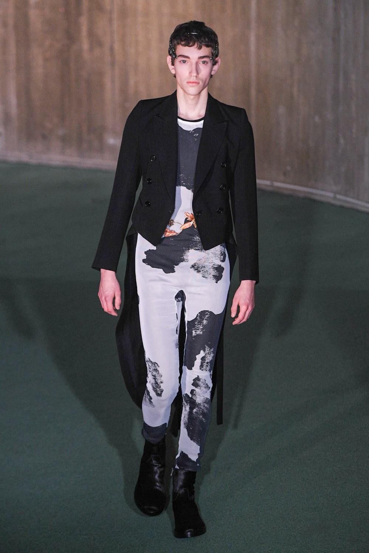 Ann Demeulemeester - Automne-Hiver 2020-2021 - Paris Fashion Week
