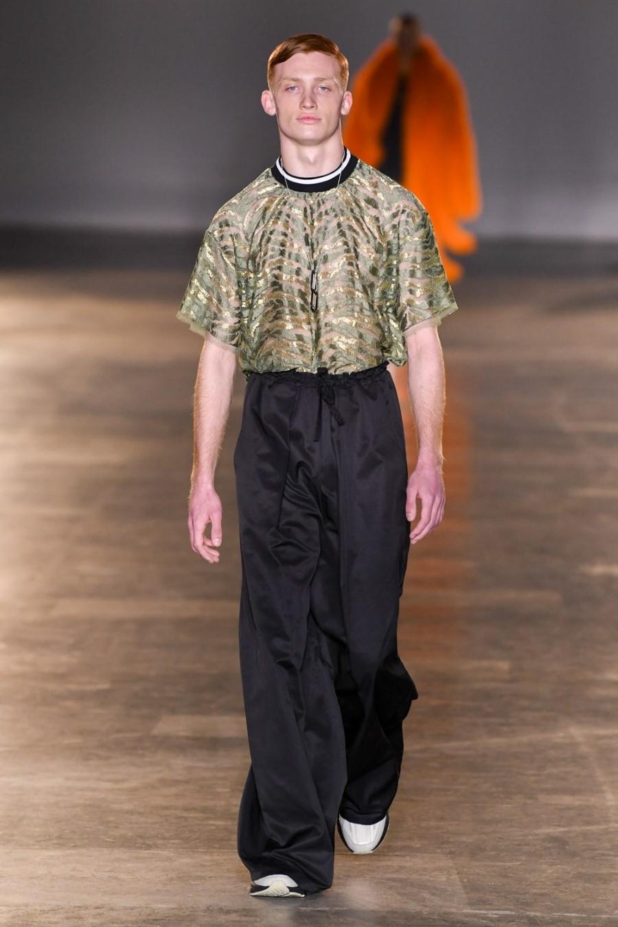 Astrid Andersen - Automne/Hiver 2020 - London Fashion Week Men's