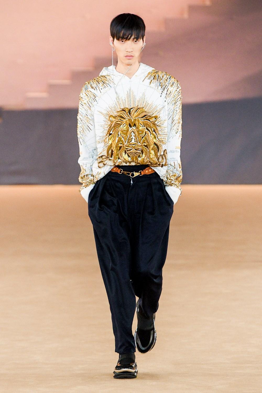 Balmain Automne Hiver 2020 2021 Paris Fashion Week 32