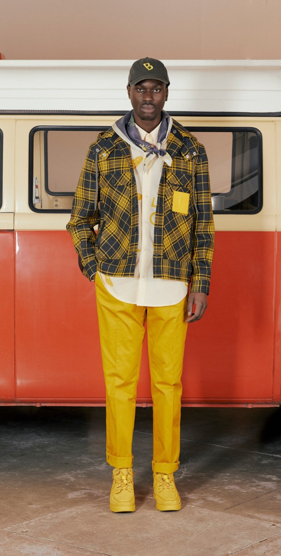 Band Of Outsiders - Automne-Hiver 2020-2021 - London Fashion Week Men's