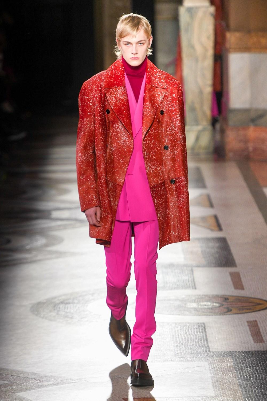 Berluti - Automne-Hiver 2020-2021 - Paris Fashion Week