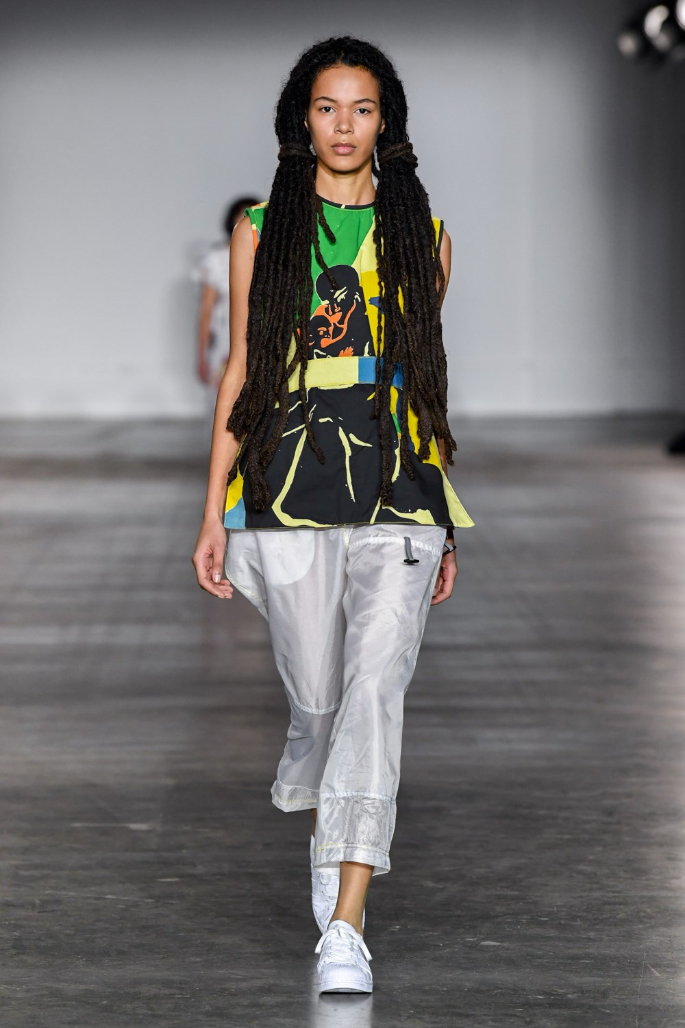 Bethany Williams - Automne-Hiver 2020-2021 - London Fashion Week Men's