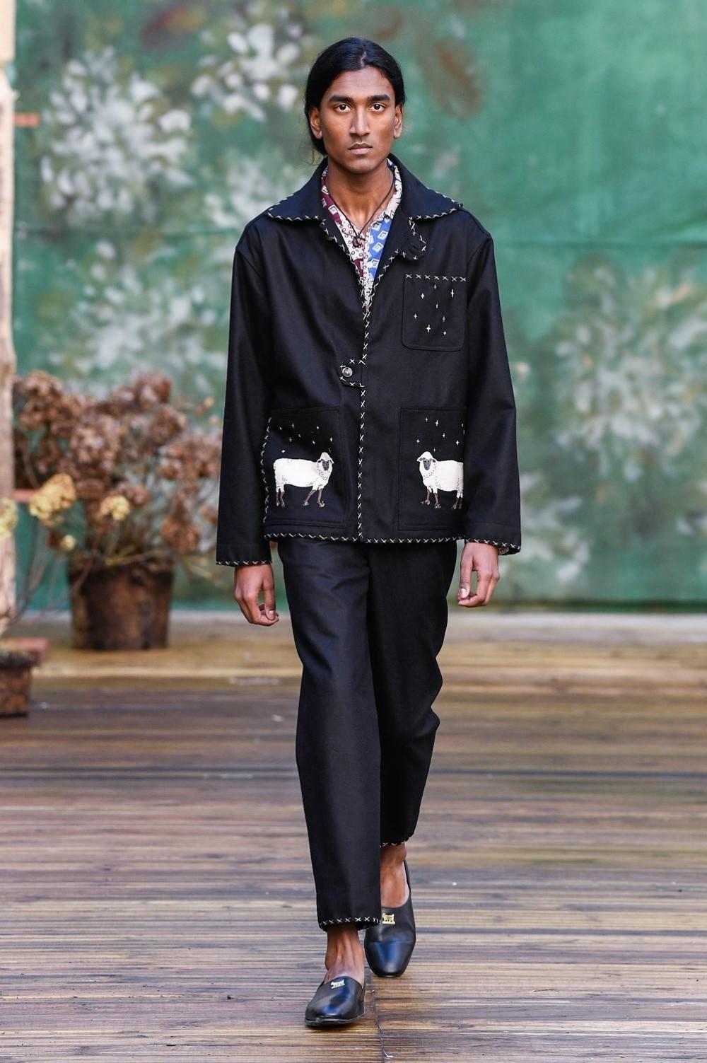 Bode - Automne-Hiver 2020-2021 - Paris Fashion Week