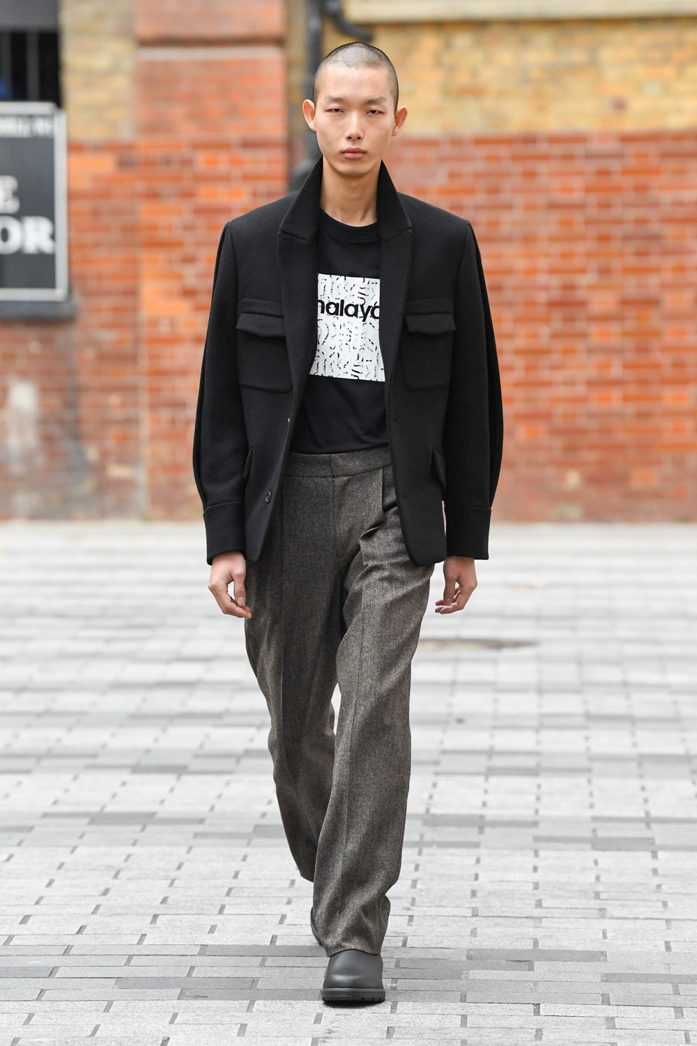 Chalayan - Automne-Hiver 2020-2021 - London Fashion Week Men's