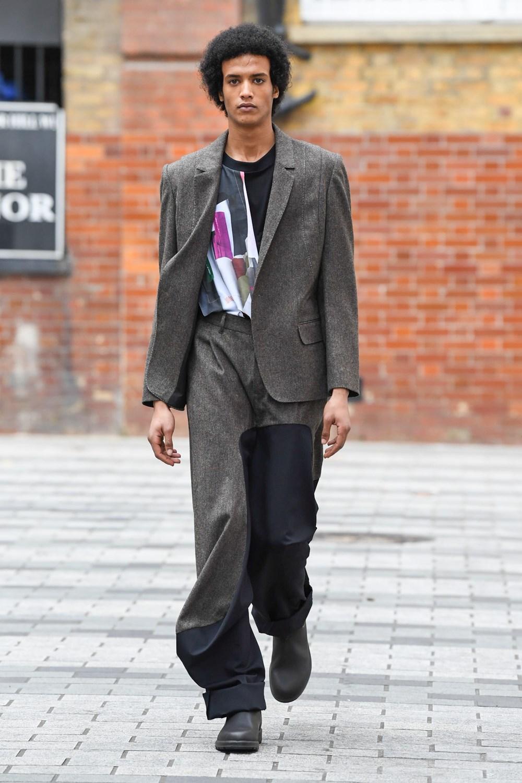 Chalayan - Automne-Hiver 2020-2021 - London Fashion Week Men's