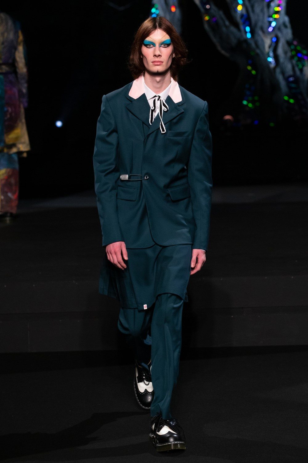 Charles Jeffrey LOVERBOY - Automne-Hiver 2020-2021 - London Fashion Week Men's
