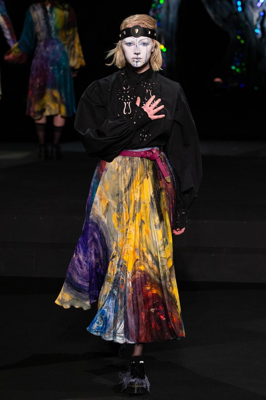 Charles Jeffrey LOVERBOY - Automne-Hiver 2020-2021 - London Fashion Week Men's