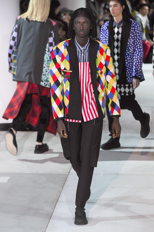 Comme des Garçons Homme Plus - Automne-Hiver 2020-2021 - Paris Fashion Week