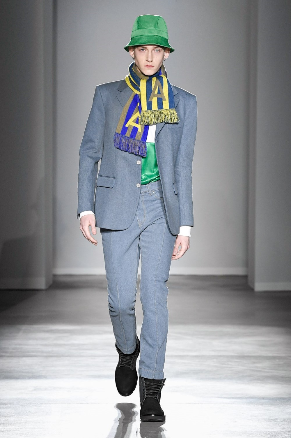 David Catalan - Automne-Hiver 2020-2021 - Milan Fashion Week