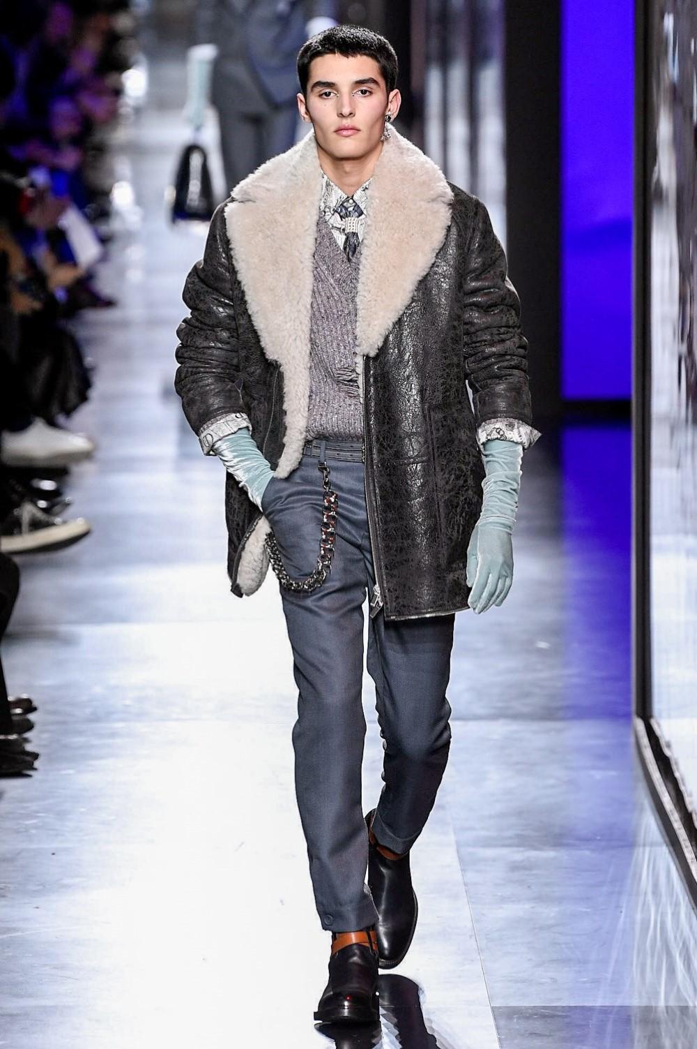 Dior Men - Automne-Hiver 2020-2021 - Paris Fashion Week