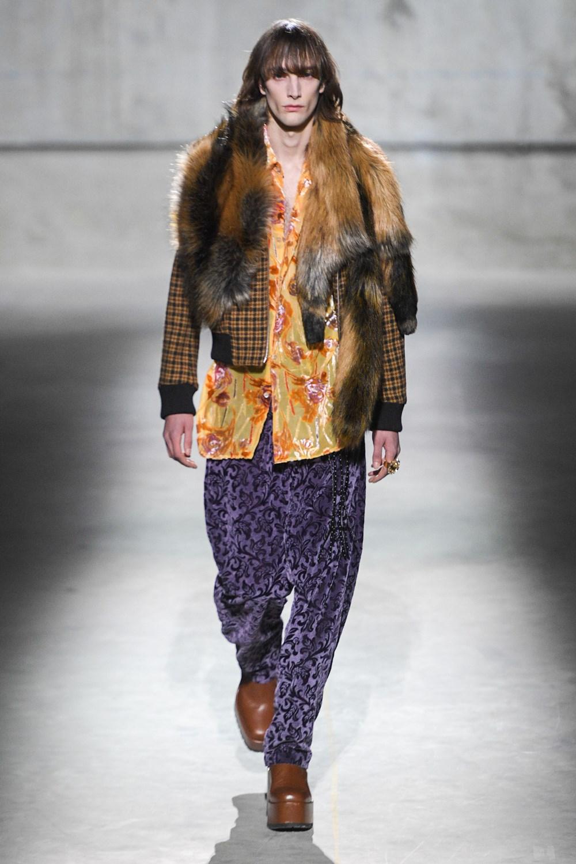 Dries Van Noten - Automne-Hiver 2020-2021 - Paris Fashion Week